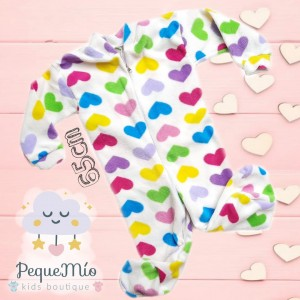 Pijama con Diseño- Ropa de niña