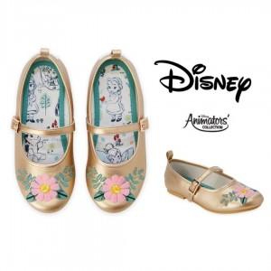 Zapatos de la colección Disney Animators para niñas
