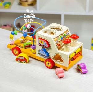 Camioncito Multifuncional - Juguetes Didácticos