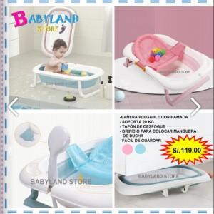 Bañera Plegable - Artículo de bebé