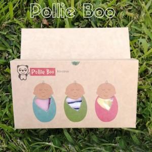 Baberos bandanas Pack 3 unidades - Puro algodón peruano - Ropa para bebés