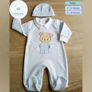 Enterizo Osito Baby - Ropa de bebé