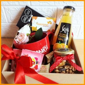 Box Regular Celebra Desayuno Mug- Regalos Personalizados
