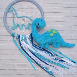Atrapasueño Infantil Personalizable - Dino - Lovelygummy