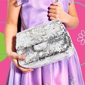 Cartera Frozen Lentejuelas reversibles - BABY FASHION STORE