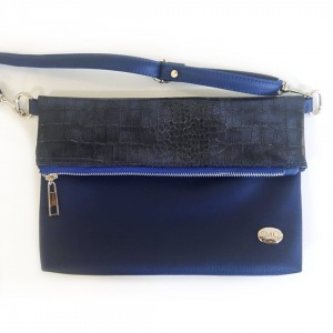 Cartera 3 en 1 Qori II - Clutch combinable