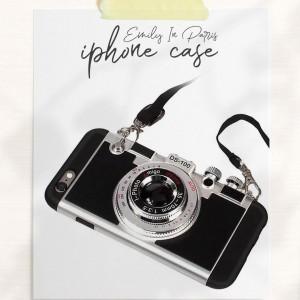Case para Iphone modelo Emily in Paris