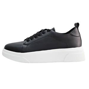Zapatillas CATH super versátiles color blanco y negro