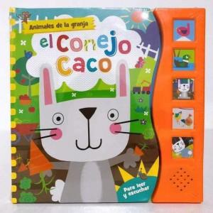 El conejo Caco - Daysi J&J Juegos Didácticos