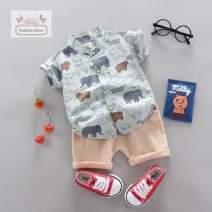 Conjunto Verano Niño - Baby Fashion Store