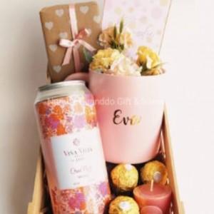 Box Eva - NaranjaHuanddo