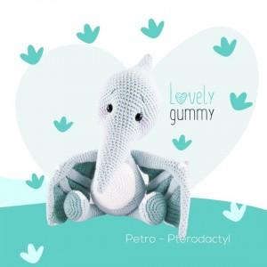 PETRO - PTERODACTYL - MY DINO - LOVELYGUMMY