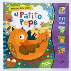El patito Pepe - Daysi J&J Juegos Ddidácticos