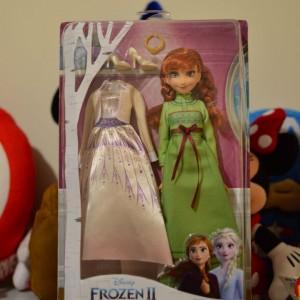 Muñecas de Frozen II Ana