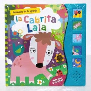 La cabrita Lala - Daysi J&J Juegos Ddidácticos