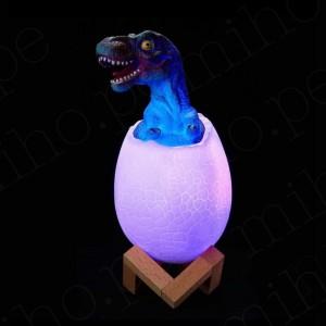 Lámpara Dinosaurio LED