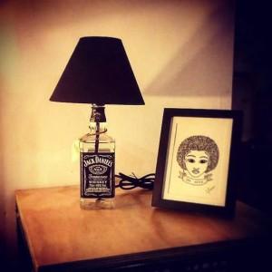 Lámpara La Jack - Estilo Vintage