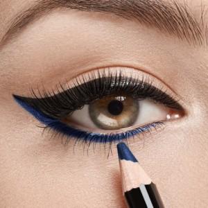 Delineador Lápiz Para Ojos de Esika color azul mediterraneo