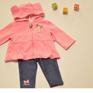 Conjunto bebe minnie - Baby Fashion Store