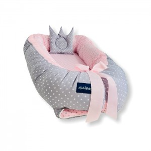 Cuna Colecho - Con almohadita ergonómica - Artículos para bebés