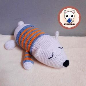 Osito Dormilón- Nekorumi Crochet