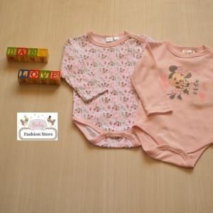 Pack minnie Rosa bebe 9,12 meses