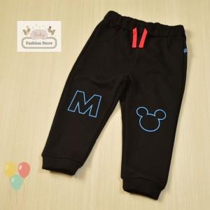Buzo negro Mickey