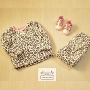 Pijama Animal Print - Ropa para bebés de 12 a 18 meses