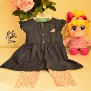 Polivestido Con Leggin - Baby Fashion Store