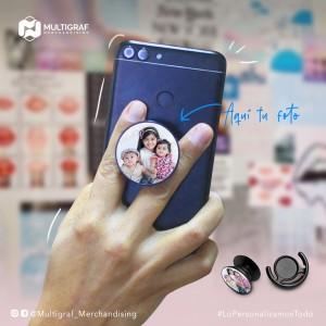 Phone Socket  - Accesorio para celular - Personalizado con foto