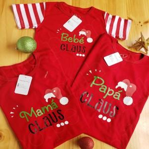 Polo Navidad Claus - Ropa de bebé y niños