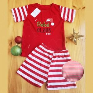 Conjunto Navidad Claus - Ropa de niño