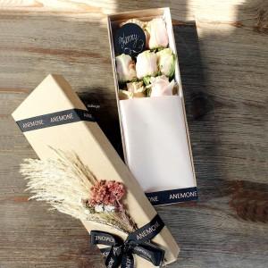 Box Rosas Premium