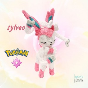 Pokemon Hada Sylveon -  MY ANIME - LOVELYGUMMY