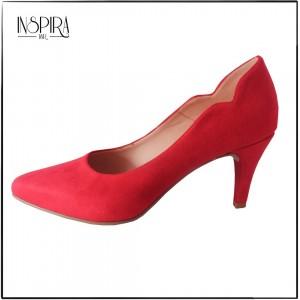 Stilettos en tendencia - Colores Rojo y Fucsia
