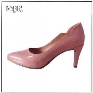 Stilettos en tendencia - Color Palo Rosa