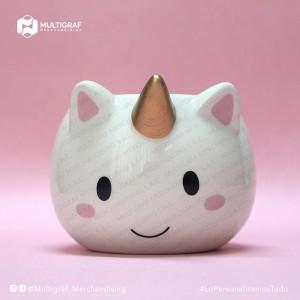 Taza Unicornio - Personalizada con nombre