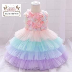 Vestido Baby Fiesta - Ideal para cumpleaños