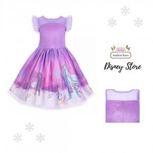 Vestido Frozen - BABY FASHION STORE