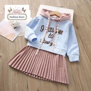 Vestido casual niña - Baby Fashion Store
