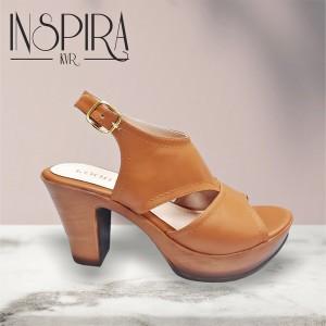 Sandalias súper cómodas - Color Caramelo
