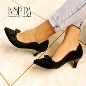 Stilettos súper cómodas - Color Negro