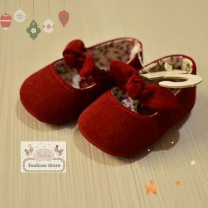 Zapato rojo baby