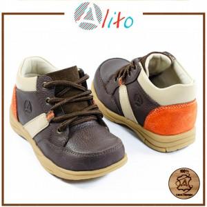 Calzado Marron para bebé - Zapatos de niños