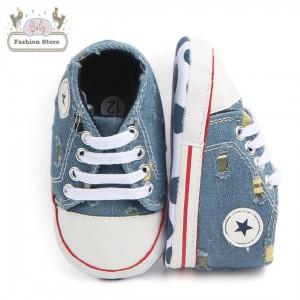 Zapatillas Estrella Baby - Ropa para bebés de 3 a 12 meses